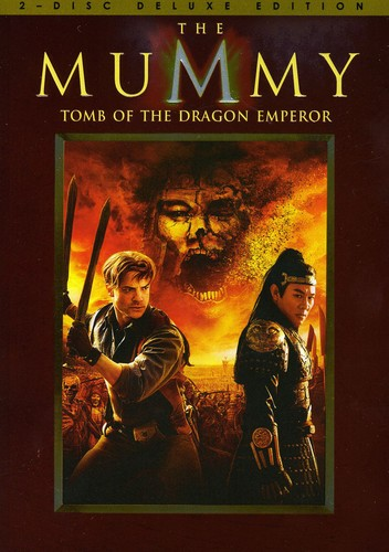 Mummy: Tomb of the Dragon Emperor [Widescreen] [Deluxe Edition] [2 Discs]