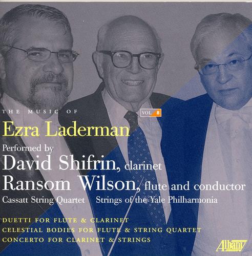 Music of Ezra Laderman 8