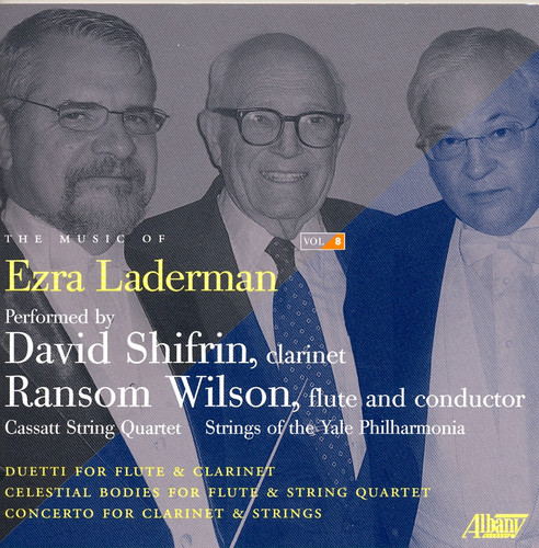 Music of Ezra Laderman 8