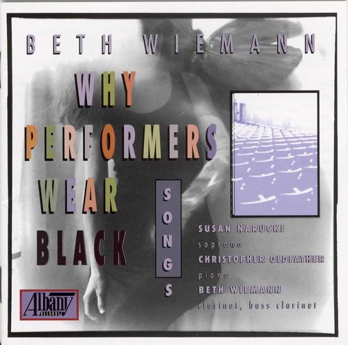 Why Performers Wear Black