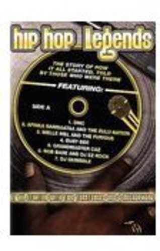 Hip Hop Legends [Import]