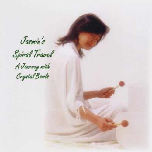 Jasmin's Spiral Travel: A Journey with Crystal Bow