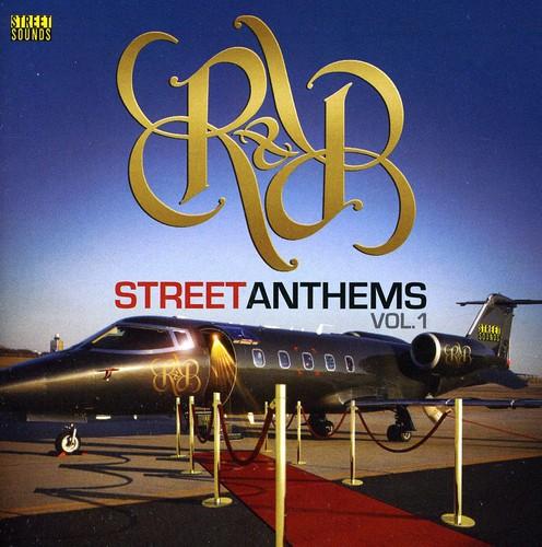 Street Sounds R&B: Street Anthems 1 /  Various [Import]