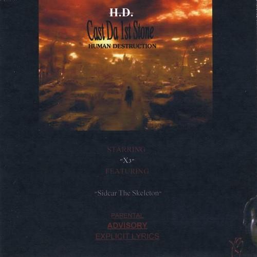 H.D. (Cast Da 1st Stone)