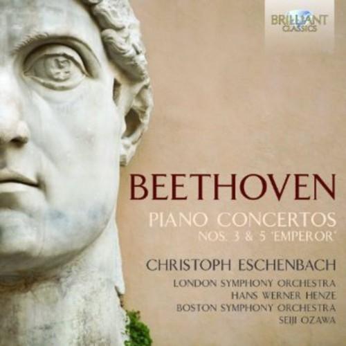Piano Concerto 3 & 5 Emperor