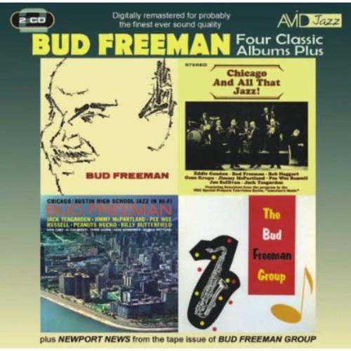 Bud Freeman/ Chicago and All That Jazz/ Chicago-Austin High Jazz