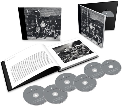 The Allman Brothers Band-1971 Fillmore East Recordings