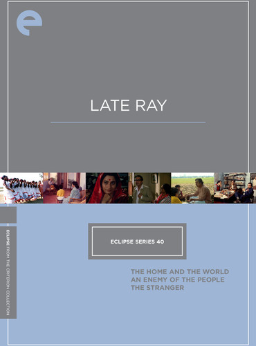 Late Ray (Criterion Collection - Eclipse Series 40)