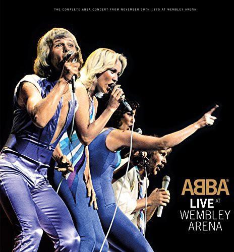 ABBA-Live at Wembley