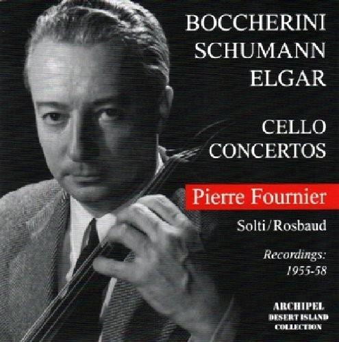Cello Con Boccerinii-Elgar