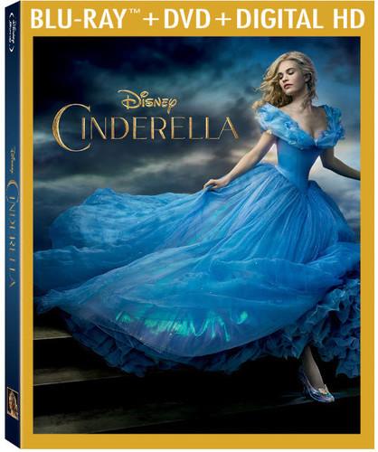 Cinderella [Blu-ray/DVD]