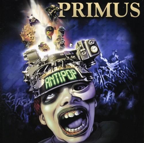 Primus-Anti Pop