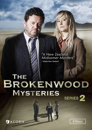 The Brokenwood Mysteries: Series 2