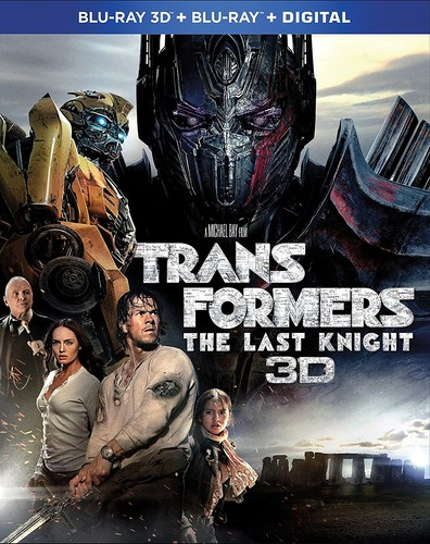 Transformers: The Last Knight [Blu-ray/DVD]
