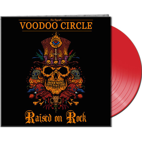 Raised on Rock (Red Vinyl)