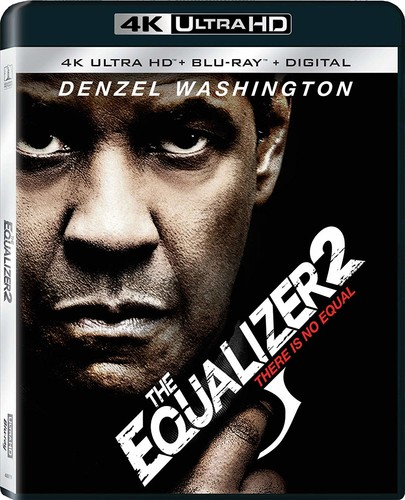 Equalizer 2 [4K Ultra HD Blu-ray/Blu-ray]