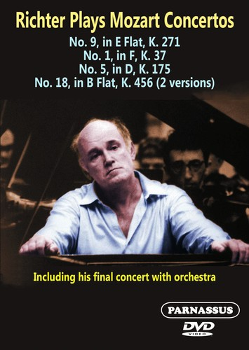 Richter Plays Mozart Concertos