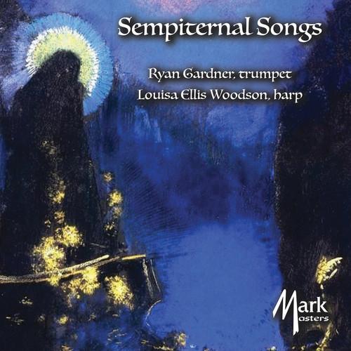 BACH J S GARDNER WOODSON Sempiternal Songs On