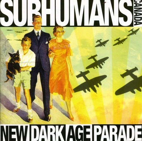 New Dark Age Parade