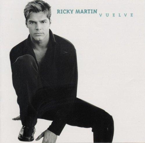 Ricky Martin-Vuelve