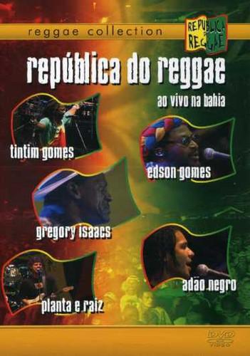 Republica Do Reggae [Import]