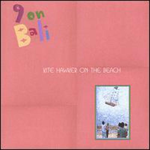 Kite Hawker on the Beach