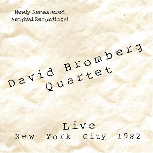 Live: New York City 1982
