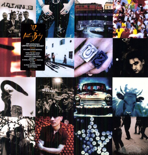 U2-Achtung Baby [Remastered] [Super Deluxe Edition] [Box Set]