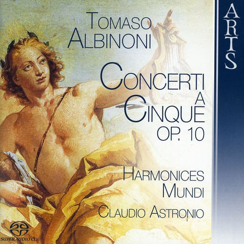 Concerti a Cinque Op. 10