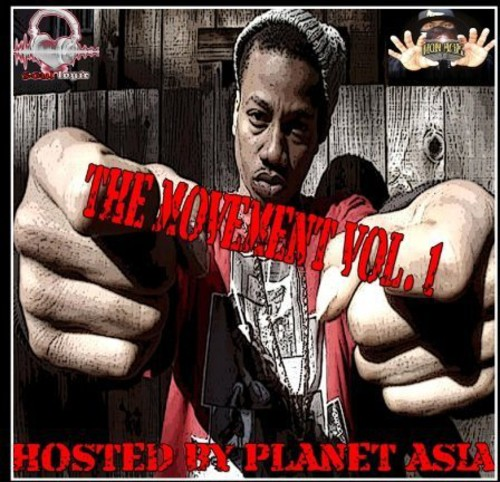 Hosted By Planet Asia 1 /  Various