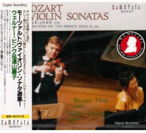 Sonatas for Piano & Violin