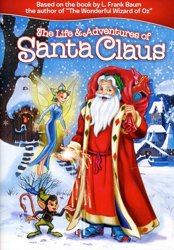 The Life And Adventures Of Santa Claus Full Frame Dolby Subtitled