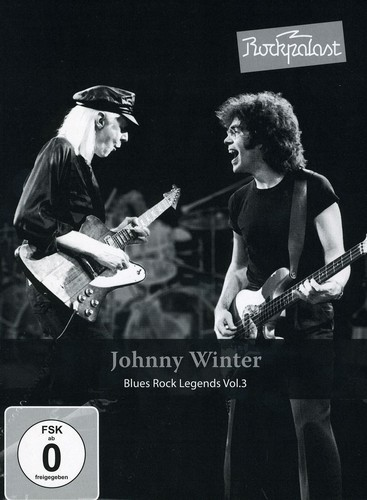 Vol. 3-Blues Rock Legends [Import]