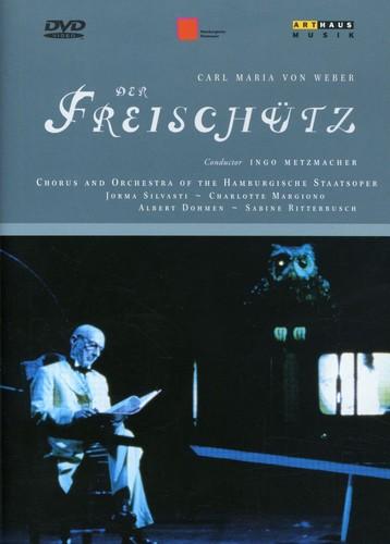 Der Freischütz: Weber: Ingo Metzmacher