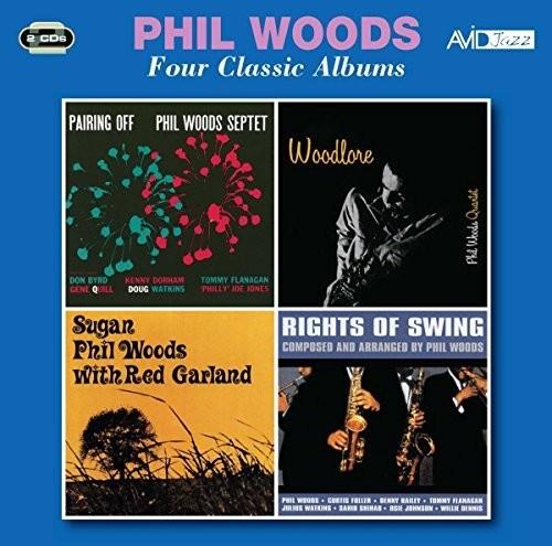 Pairing Off /  Woodlore /  Sugan /  Rights of Swing