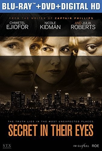 Secret in Their Eyes [UltraViolet] [Blu-ray/DVD] [2 Discs]