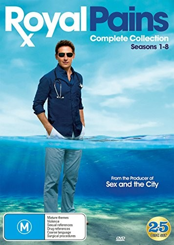 Royal Pains: Complete Collection Seasons 1-8 [Import]
