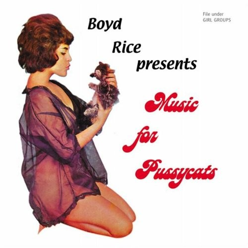 Boyd Rice Presents: Music For Pussycats
