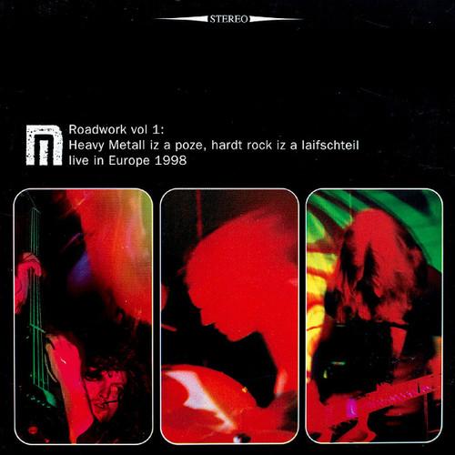 Roadwork 1: Live in Europe 1998 , Motorpsycho