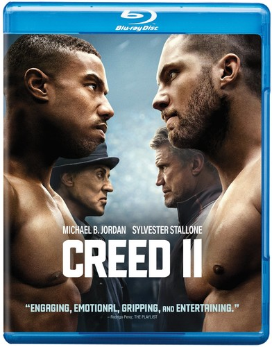 Creed II [Blu-ray/DVD]
