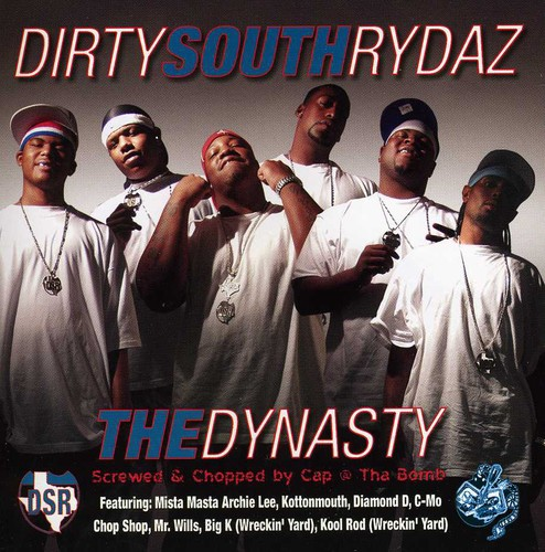 The Dynasty Chopped and Screwed [Explicit Content]