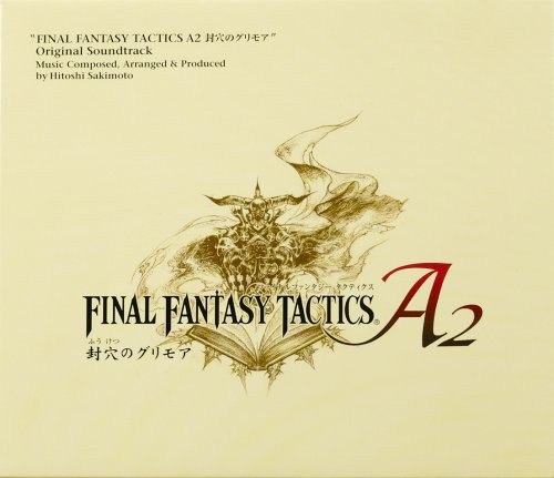 Final Fantasy Tactics A2 (Original Soundtrack) [Import]