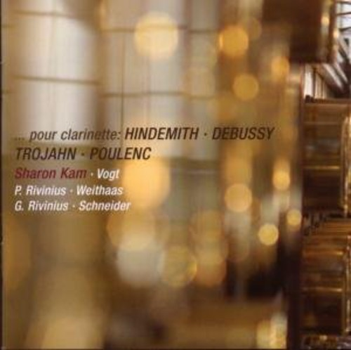 Pour Clarinette: For Clarinet