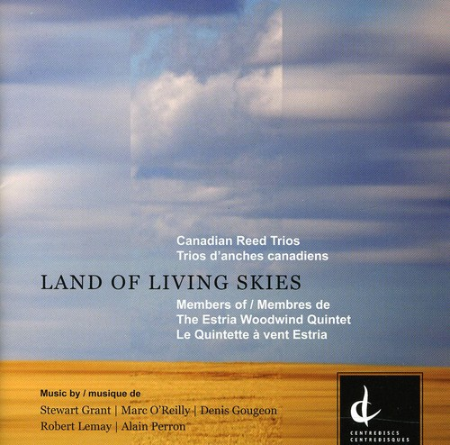 Land of Living Skies