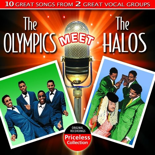 The Olympics Meet The Halos