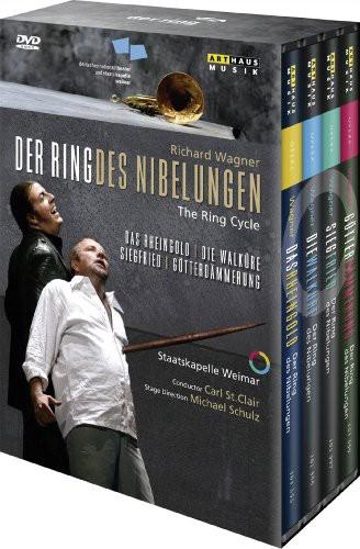 Der Ring Des Nibelungen Box Set