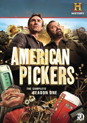 American Pickers: The Complete Season One