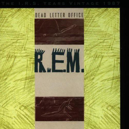 R.E.M.-Dead Letter Office / Chronic Town