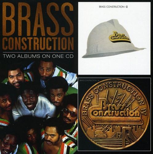 Brass Construction III /  Brass Construction IV