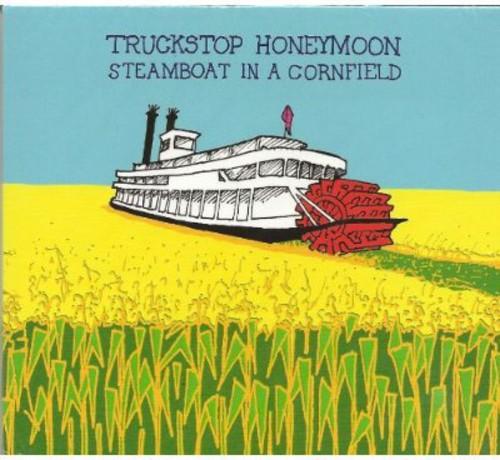 Steamboat in a Cornfield
